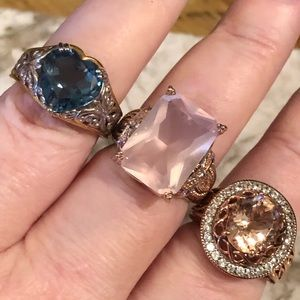 Beautiful rings list